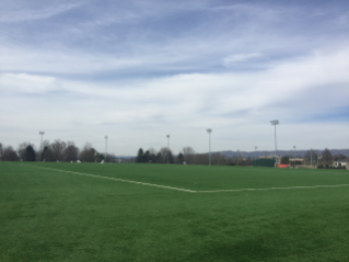 These fields are used for open play, intramural sports, and softball sport club practice and games.