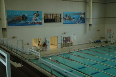 mccomas hall pool
